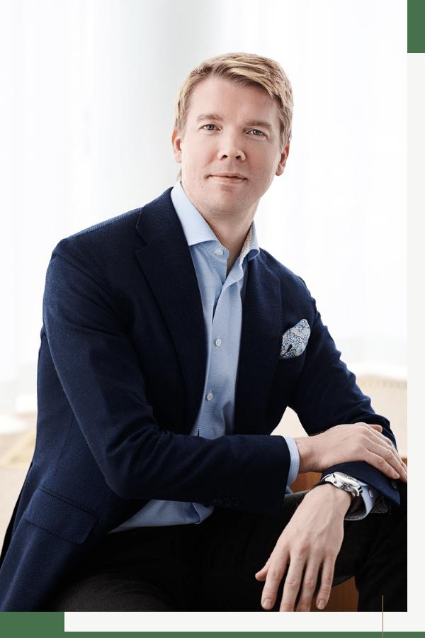 Kustaa Piha Angel Investor