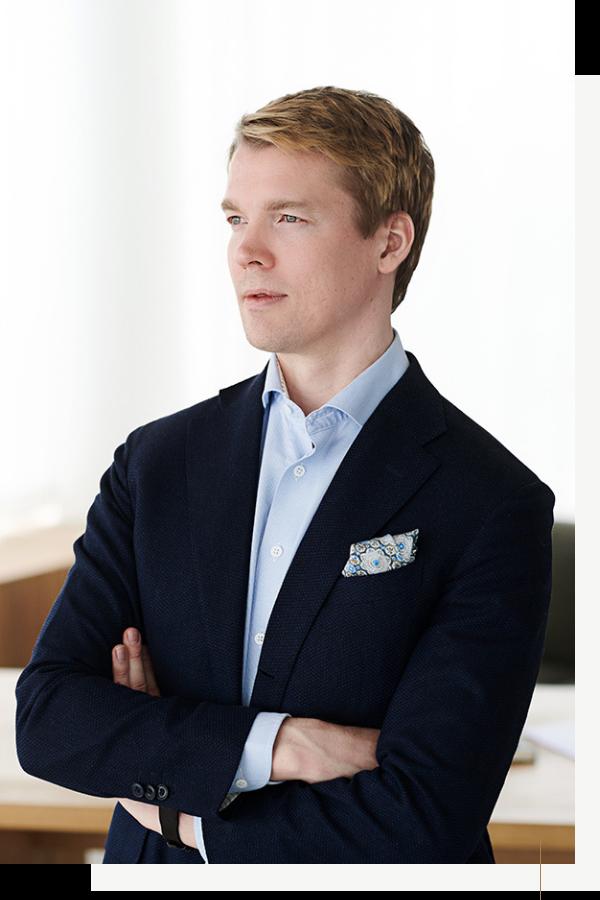 Angel investor Kustaa Piha plans for the future